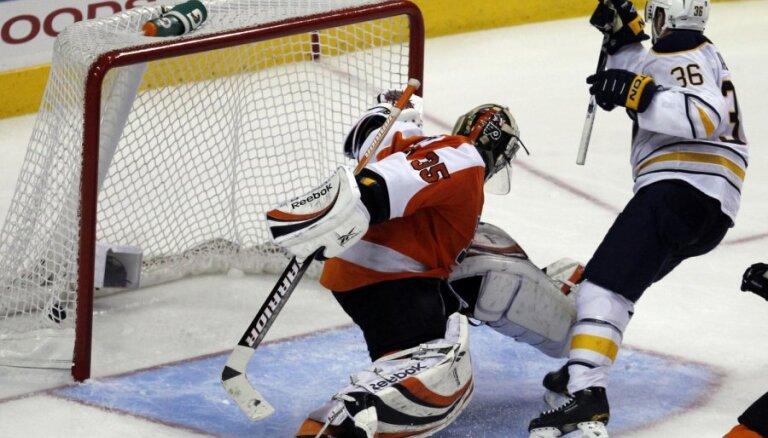 Bārtuļa 'Flyers' ar zaudējumu sāk Stenlija kausa izcīņu
