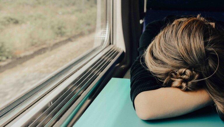 Проблемы стресса и сна – заколдованный круг, из которого надо выбраться