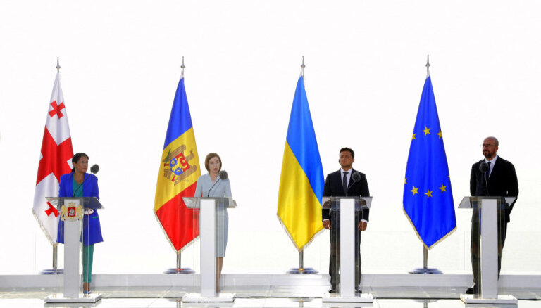 Robežvalstu dilemma – trio vēlas tuvāk Eiropas Savienībai