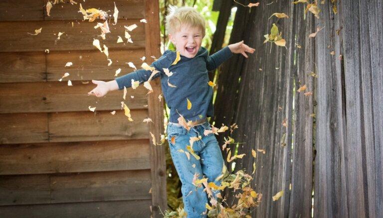 Izaudzināt laimīgu bērnu: trīs noteikumi vecākiem