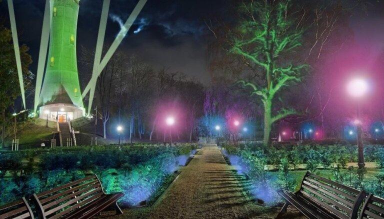 В этом году две трети объектов Staro Rīga будут созданы местными художниками