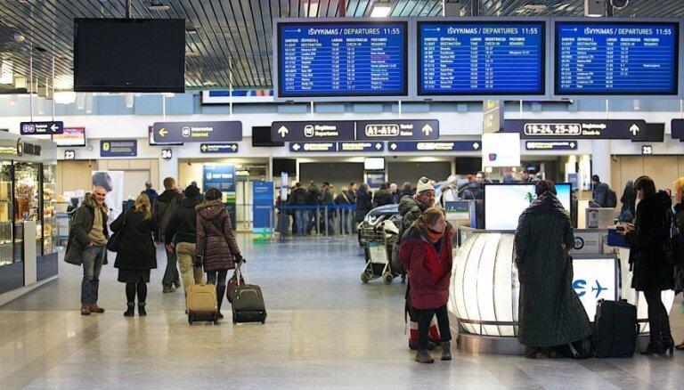 В литовских аэропортах меняют написание украинских городов