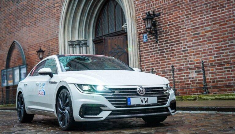 'VW Arteon' – viens no 'Latvijas Gada auto' finālistiem