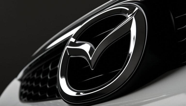 Mazda отзывает 374 тысячи автомобилей из-за дефектных подушек безопасности