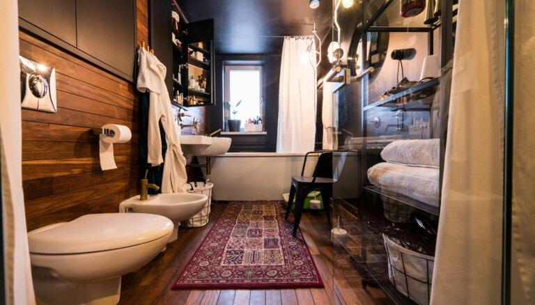 Ielūkojoties vannasistabās: kādi iekārtojumi atrodami pašmāju dzīvokļos