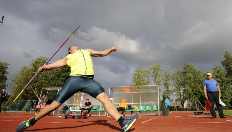 Šķēpmetējs Štrobinders Rio spēlēs sev izvirzījis mērķi iekļūt divpadsmitniekā