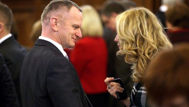 Следующим министром юстиции вновь может стать Гайдис Берзиньш