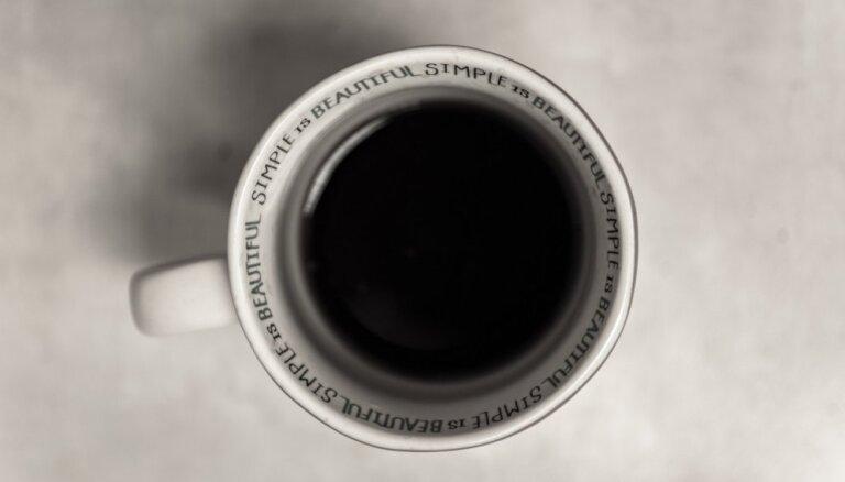 Kā zīlēt kafijas biezumos, lai uzzinātu savu nākotni