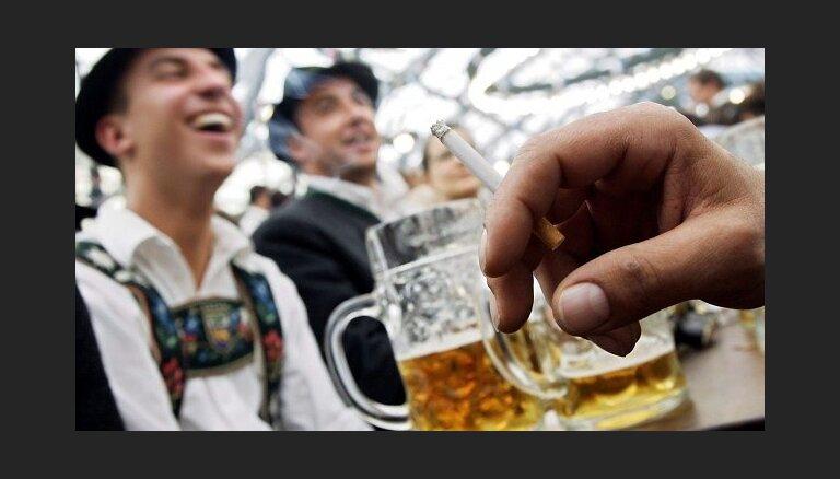 VID: iecienītākais alus Latvijā ir 'Apinītis stiprais'; populārākās cigaretes – 'Winston'