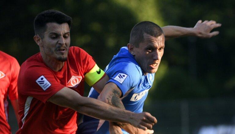 Jūrmalas 'Spartaka' zvaigzne Belakovičs pārceļas uz Austrijas bundeslīgu