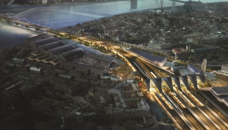 Строительство Rail Baltica: что думает общественность?