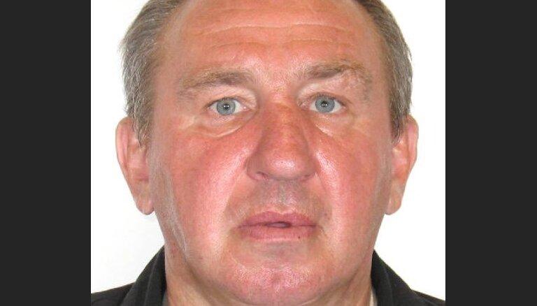 Likumsargi lūdz palīdzību maijā pazuduša vīrieša meklēšanā