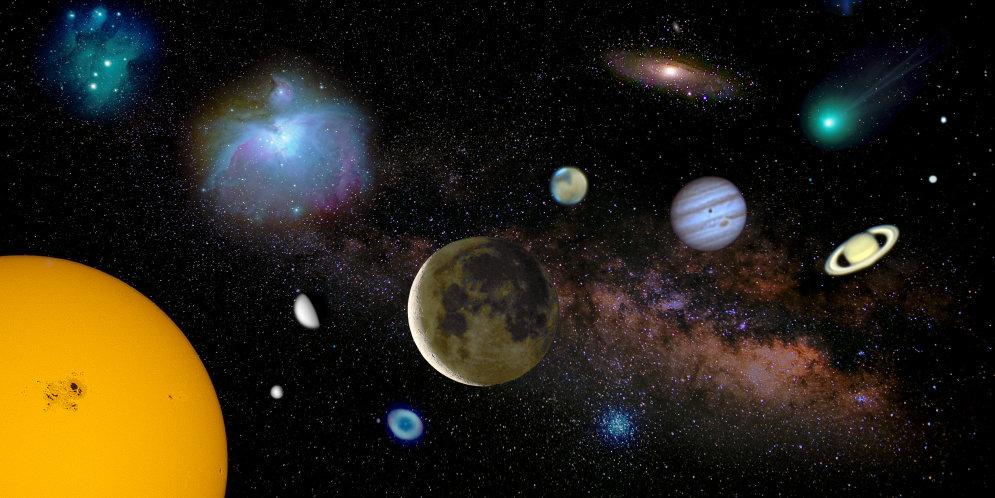 ТЕСТ: Насколько хорошо ты знаешь Солнечную систему?