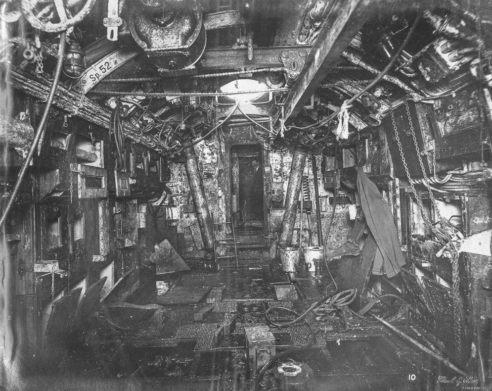 подводные лодки 1 мировой войны фото