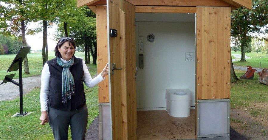 Туалет без запаха своими руками