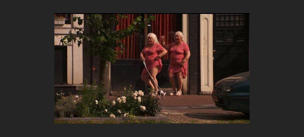 Пенсия амстердам проститутки