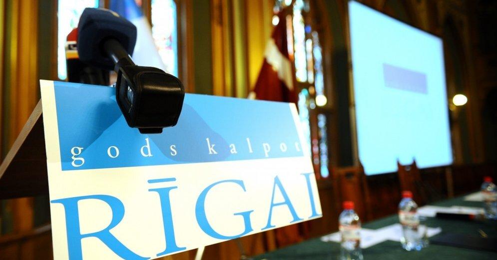 """Исключенная из """"Согласия"""" четверка может поддержать выдвижение Бурова в мэры Риги"""