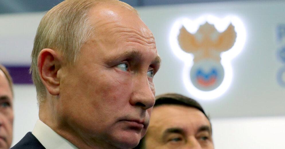 Стала известна дата ежегодной пресс-конференции Владимира Путина