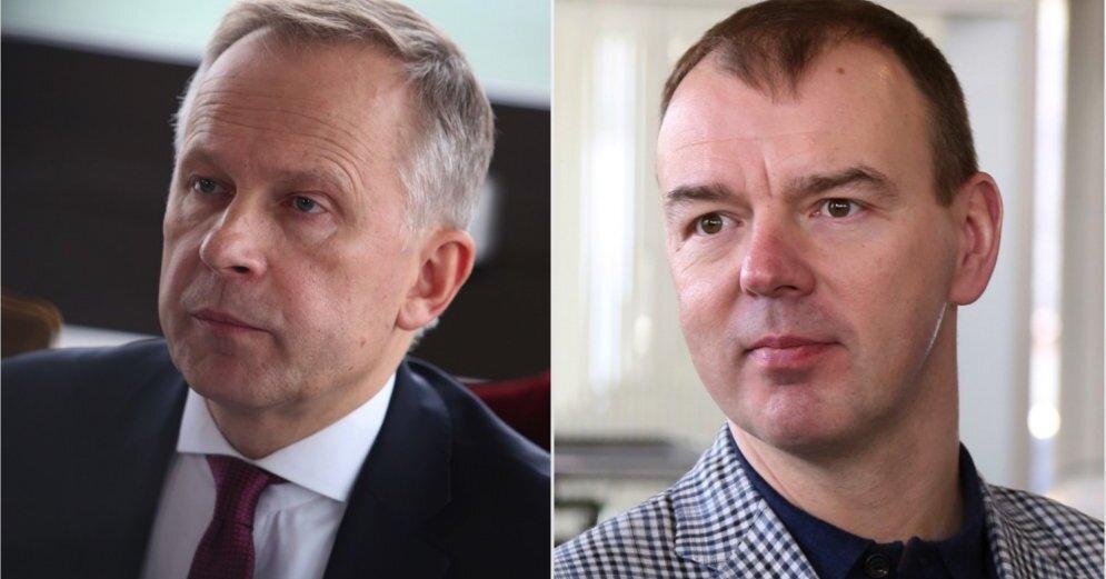 БПБК просит прокуратуру начать уголовное преследование Римшевича и Мартинсонса