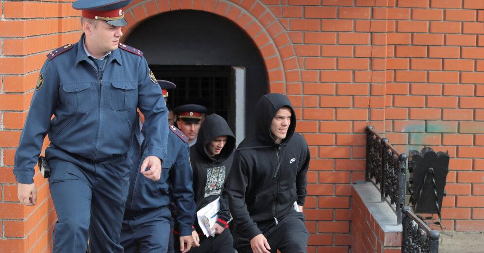 Павла Мамаева и Александра Кокорина приговорили к реальным срокам