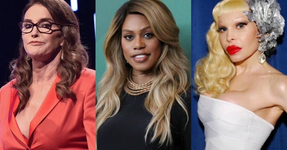 Транссексуальные женщины сделавшие о
