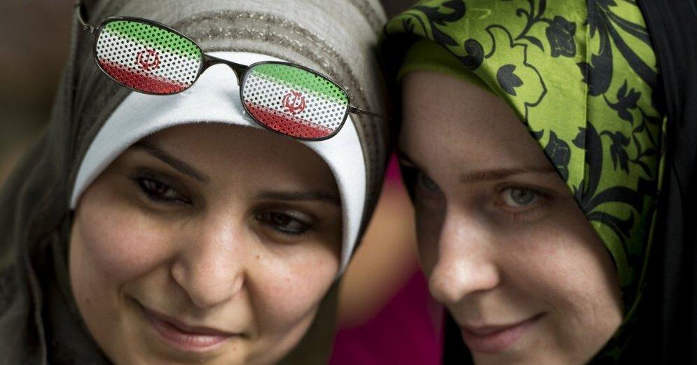 Знакомства иран