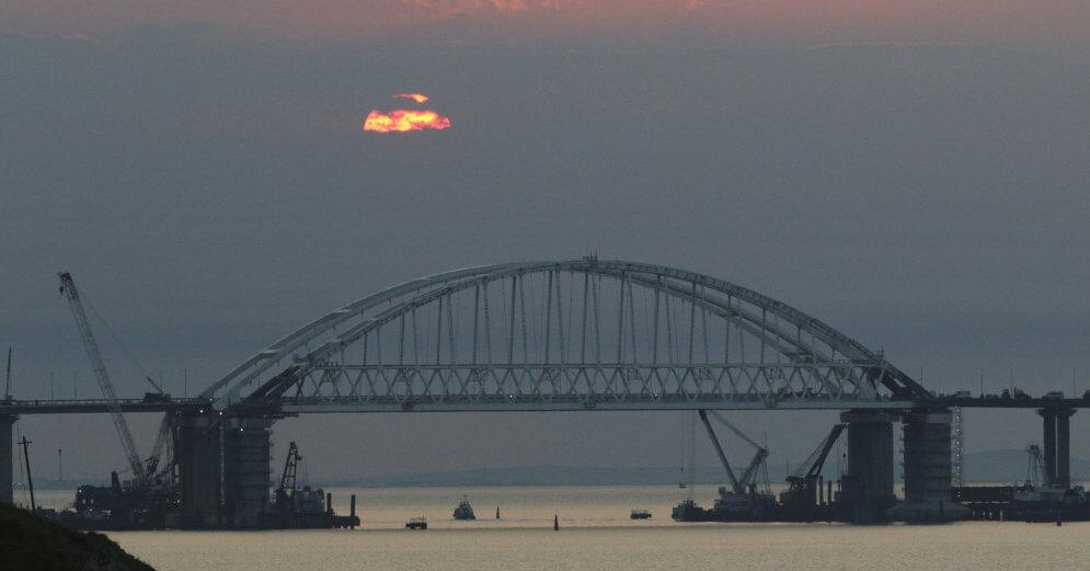 Остатки ВМСУ пытаются перейти в Азовское море