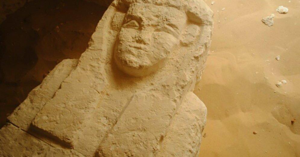 В Египте найдено новое захоронение с древними гробницами
