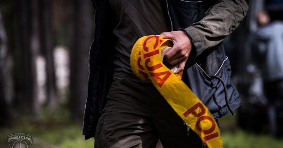 Смертельная драма в Риге: найдены тела мужчины и женщины со стреляными ранами
