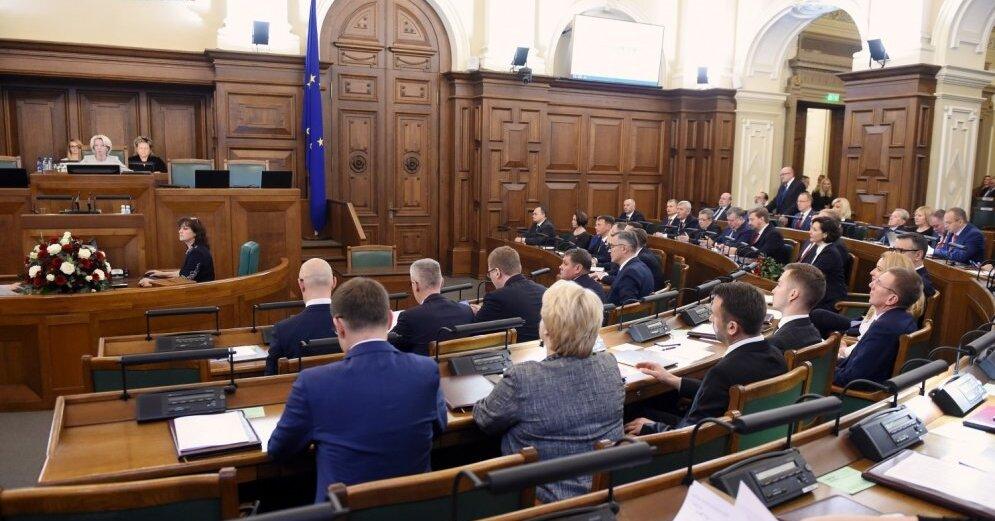 Предложение отложить повышение финансирования партий собрало 10 000 подписей: инициативу подадут в Сейм