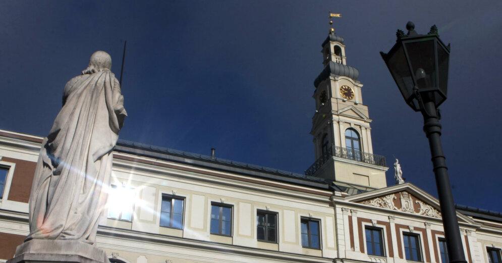 Министерству Герхардса не удалось согласовать законопроект о роспуске Рижской думы