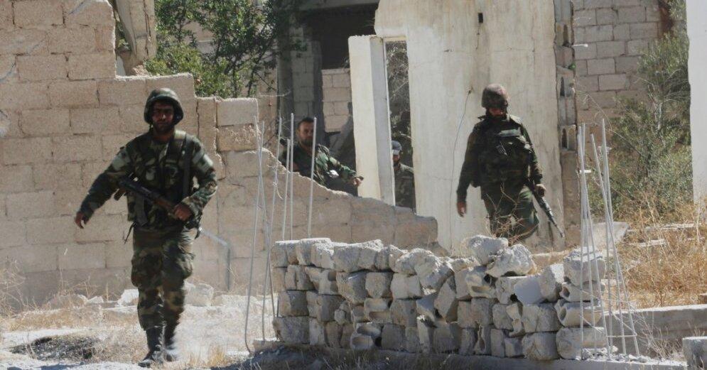 В Сирии ранены трое российских военнослужащих