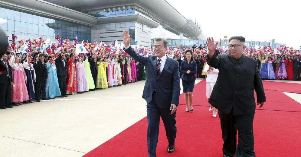 КНДР и Южная Корея намерены подписать мирный договор