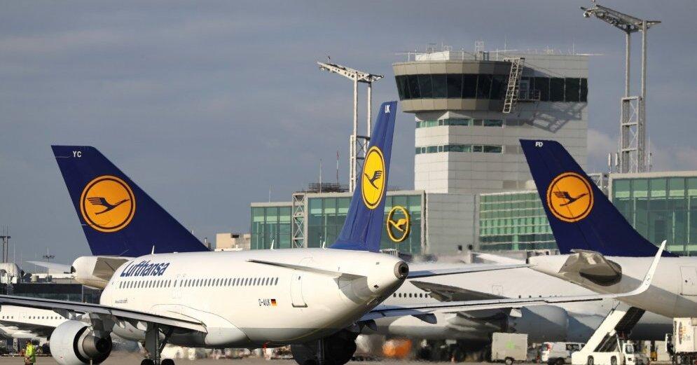 """Бортпровідники """"дочок"""" Lufthansa подовжили страйк - він зачепить сотні рейсів"""