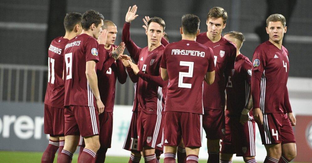 Сборная Латвии обыграла Австрию. Это наша первая победа за полтора года