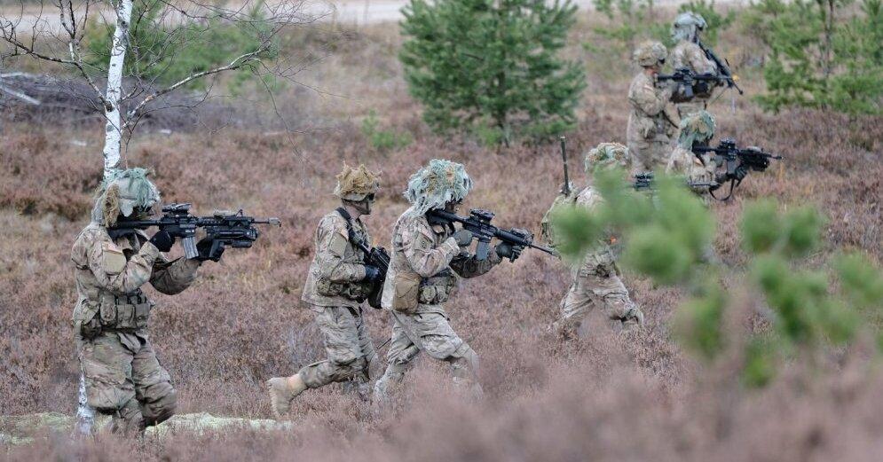 """Международные военные учения """"Silver Arrow"""" пройдут во второй половине октября на территории Латвии"""