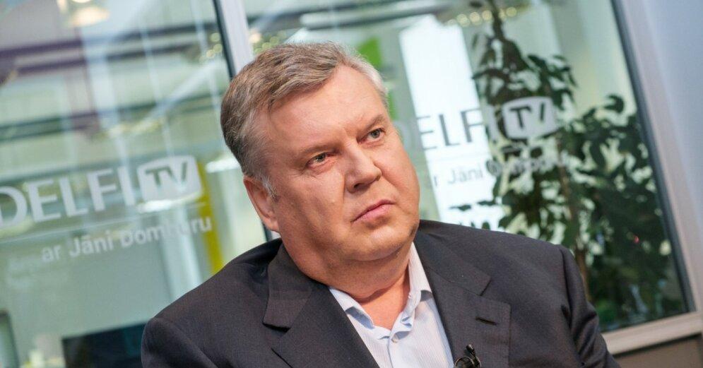 Задержан борющийся за права русскоязычных мэр Риги Нил Ушаков