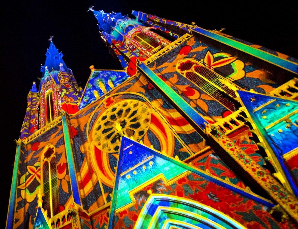 Сияй, (не только) Рига! Как выглядят фестивали света в других городах мира