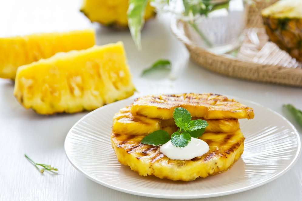 Ananasu sīrups