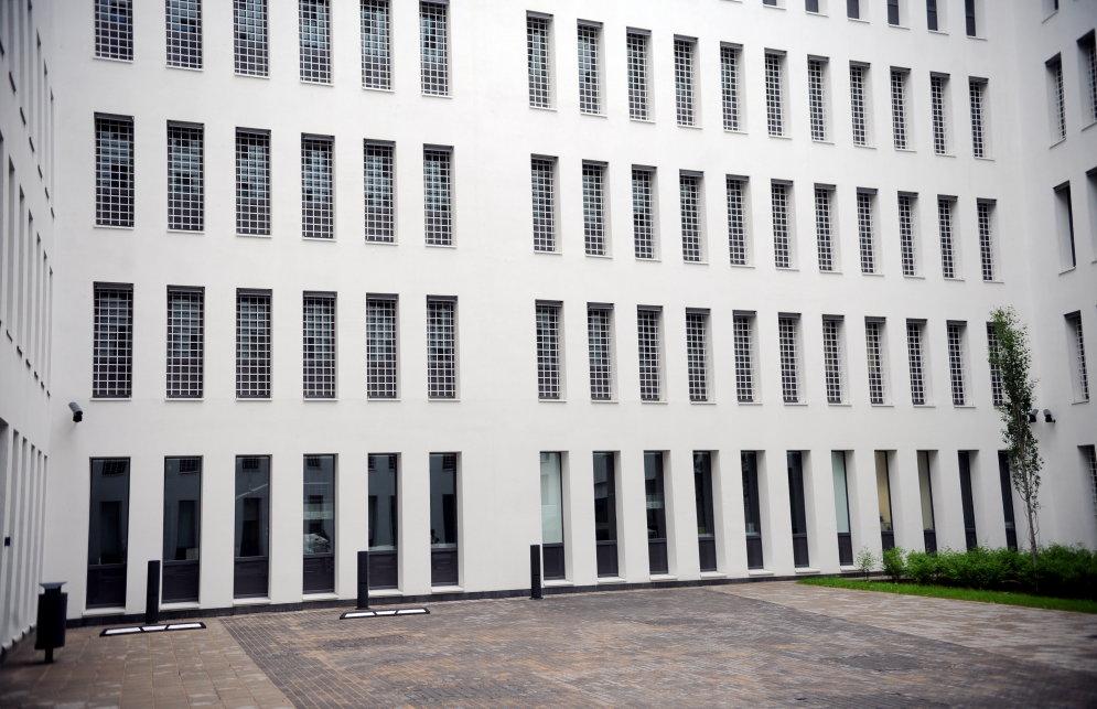 Виртуальная экскурсия по новому зданию СГД