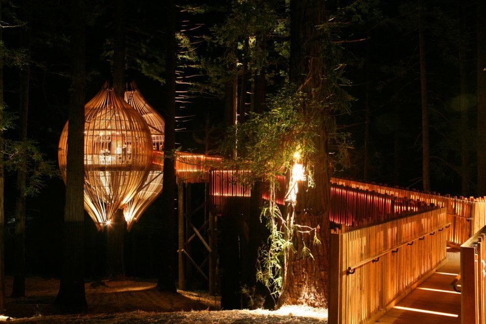 Pieci elpu aizraujošākie koka namiņi pasaulē
