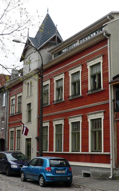 Šarmantās koka mājas Rīgā – ar ko tās ir tik īpašas?
