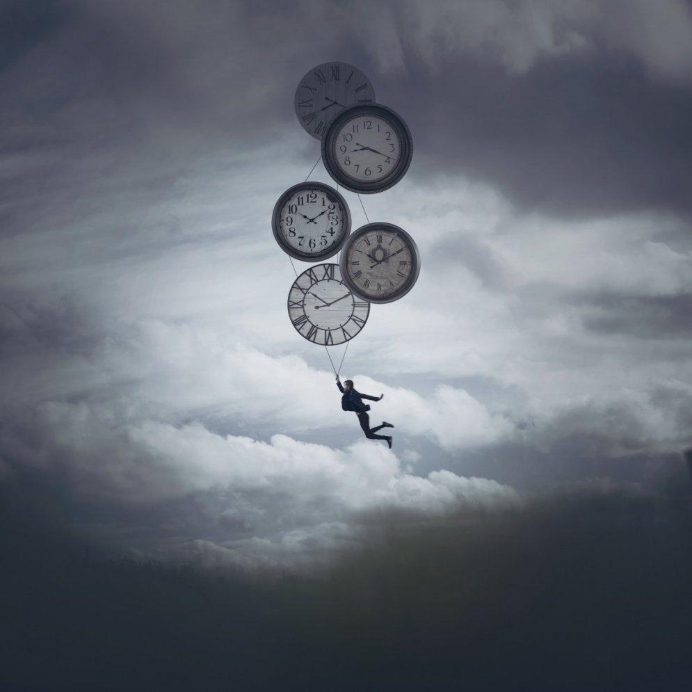 Maģiski foto: Trauslā robeža starp sapni un realitāti