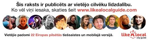 LikeALocalGuide.com