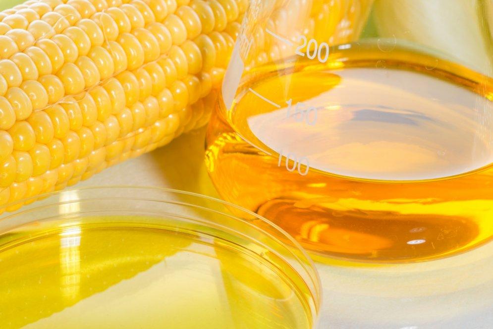 Kukurūzas sīrups