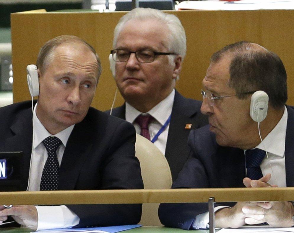 Лгать по-путински и разговаривать с ним опасно для жизни: Умер представитель России при ООН Виталий Чуркин.ОБНОВЛЕНИЕ