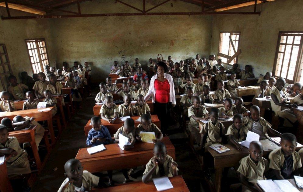 Kādos apstākļos bērni mācās dažādās pasaules valstīs
