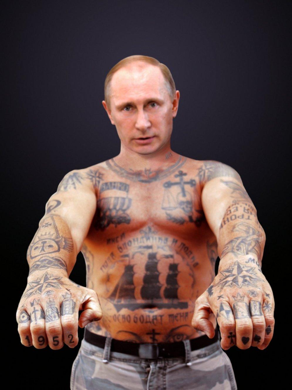 Vai tu par mani balsotu? Pasaules līderi tetovētu frīku lomā