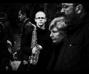 Saksofonists Arvīds Kazlausks