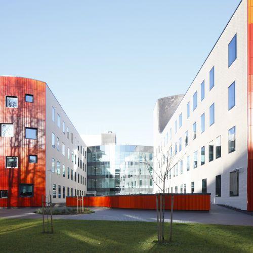 Paula Stradiņa klīniskās universitātes slimnīcas rekonstrukcija un A korpusa jaunbūves 1.kārta